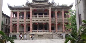 Gulang Yu – an old colonial villa